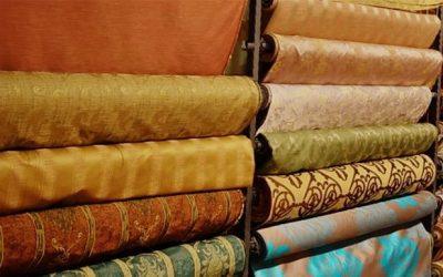 Confezionamento su misura tende e tessuti con sopralluogo gratuito